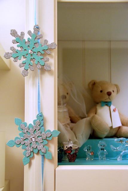 Martha Stewart snowflakes