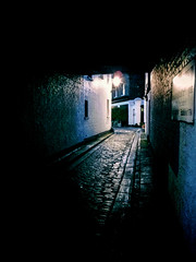A Light in an Alley