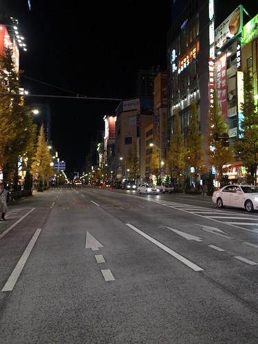 夜の秋葉原