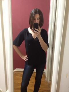Shirt sans belt