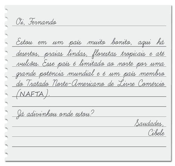 Carta da questão 40
