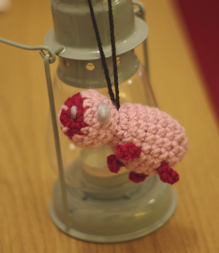 amigurumi #88 petit sheep 2