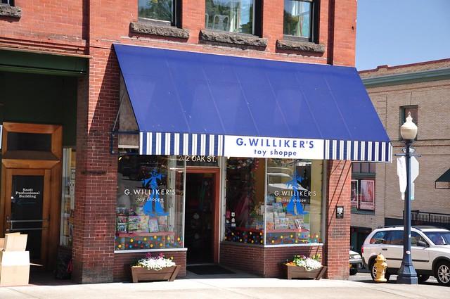 G. Williker's Toy Shoppe