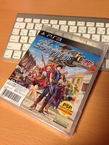 英雄伝説 空の軌跡 FC 改: HD Edition