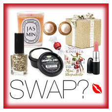 swap kissbook red