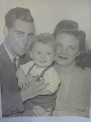 Robert & Ella with Allen Kirk Gruenberg (Cooper)