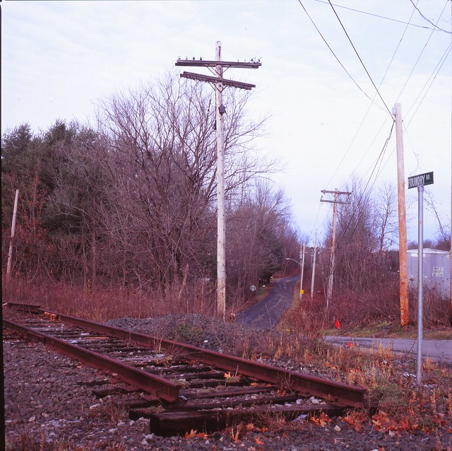 Voorheesville Terminus, Albany County Rail Trail