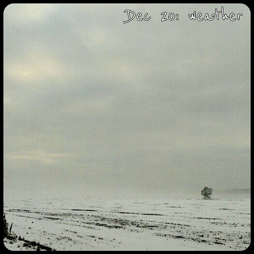 Dec 20: weather #fmsphotoaday