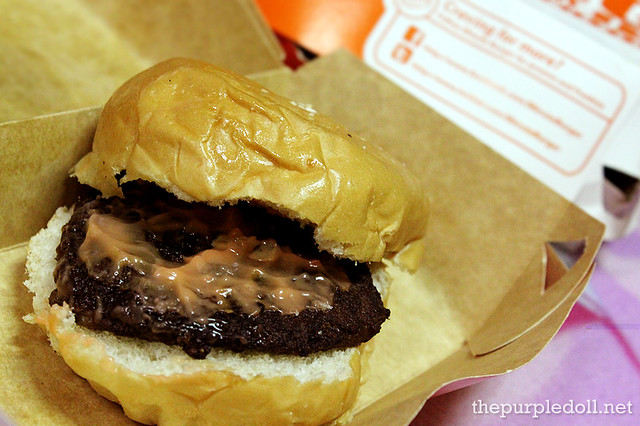 Black Pepper Burger P49