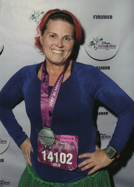 Disney's Wine and Dine Half Marathon 2012, Finisher