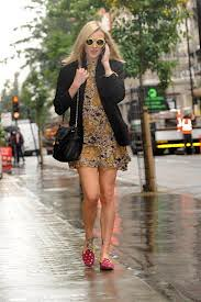 Fearne Cotton Studded Loafers Celebrity Style Women's Fashion