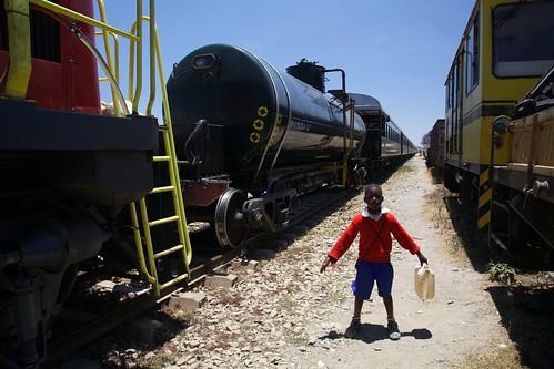 railroad boy tanzania bottle flickr railway 5star tankcar canonef24105mmf4lis makumbako