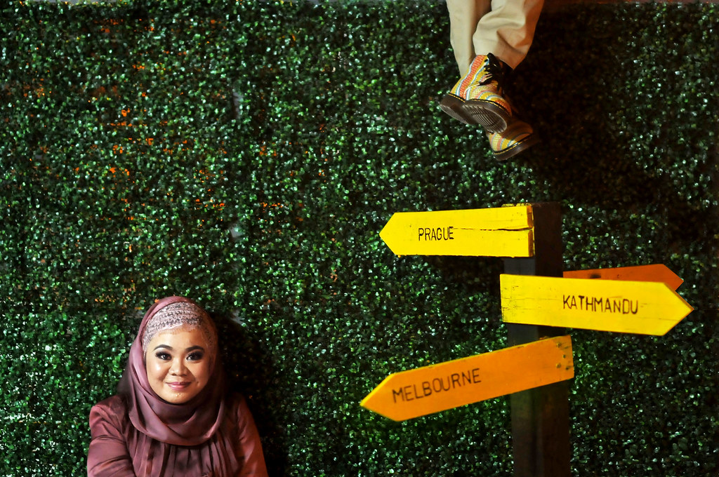 Udey Ismail & Zuriana Amat