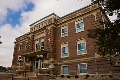 Dundy County Courthouse - Benkelman, NE