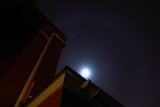 Tonights Huge Lunar Halo - 23-12-12