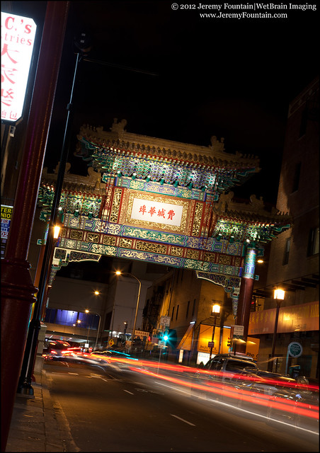 Chinatown Friendship Arch