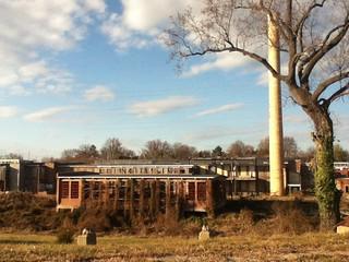 Revolution Mill, Cone Mills, Greensboro