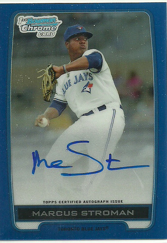 bowman chrome stroman
