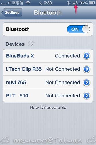 Jaybird Bluebuds X