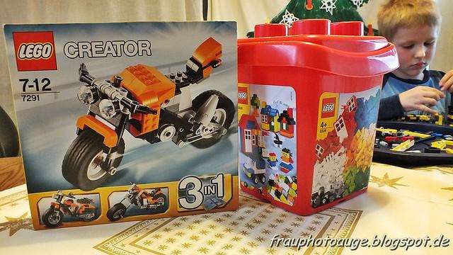 Überraschungs Lego