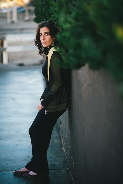 Anatomie modeling: Gigi Griffis