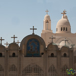 Orthodox church in Cairo, Egypt.