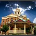Washington Court House OH ~ Fayette County Courthouse ~ Historic Square