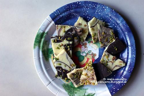 cioccopistacchi homemade