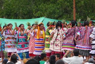 Guelaguetza 2012, Oaxaca