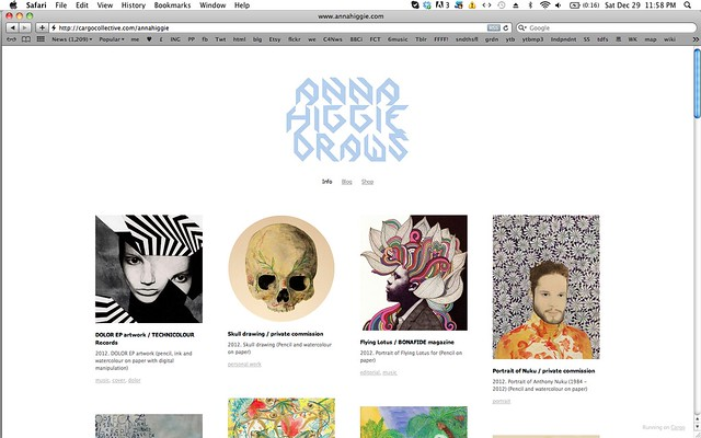 new website @ cargo collective!