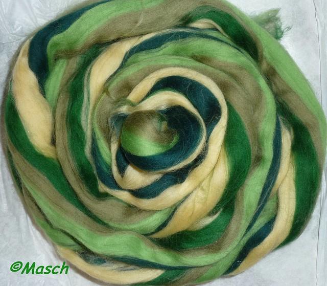 Merino multicolor