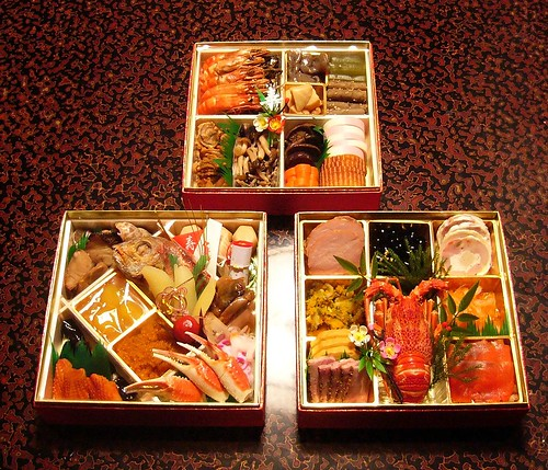 japanese Osechi from Wikipedia