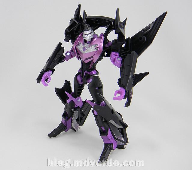 Transformers Jet Vehicon Deluxe - Prime Arms Micron - modo robot