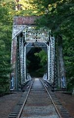Big Trees Railroad Bridge