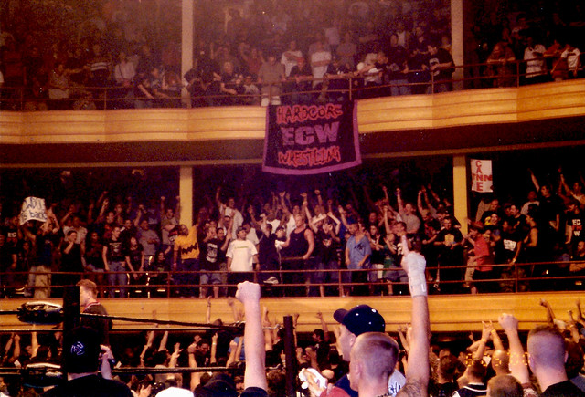 Enter Sandman - ECW Hammerstein Ballroom | Flickr - Photo ...