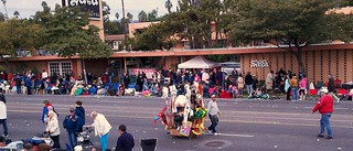 Rose Parade (not yet)