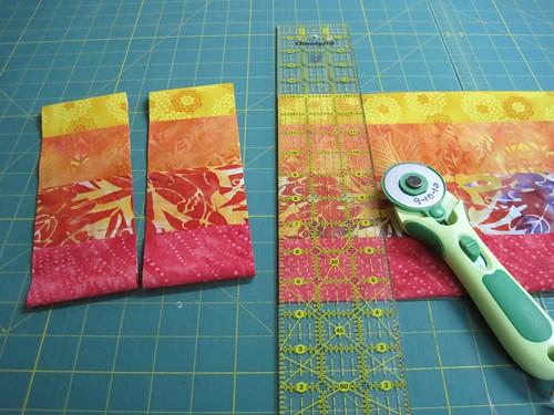 mini trip quilt tutorial - 10