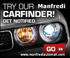 Manfredi Car Finder
