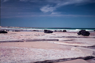 Cable Beach Looking toward Gantheum Point - 1963