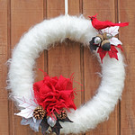 Winter Wreaths: A Medley of Online DIY Tutorials