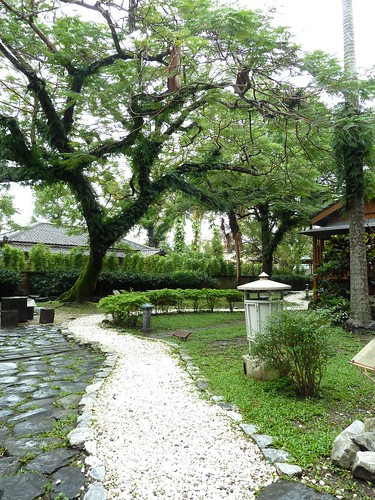 Garden of Memorial Hall of Founding of Yilan Administration