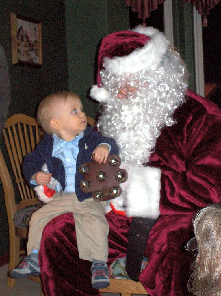 Indifferent to Santa