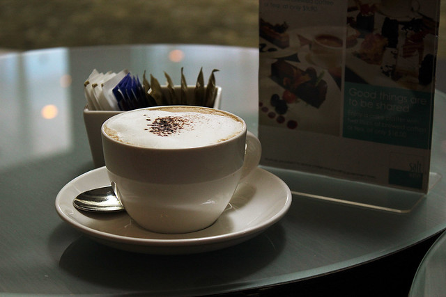 Vau Wine and Bar - Cappuccino