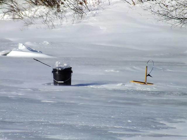 Ice Fishing Trap Flickr Photo Sharing