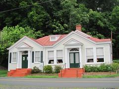 Colbert Funeral Home, Bremo Bluff, Va