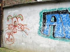 Flixecourt (tags dans ruelle) 1 - Photo of Gorenflos