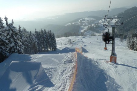 Paprsek: lyže i běžky v malebném koutě Jeseníků
