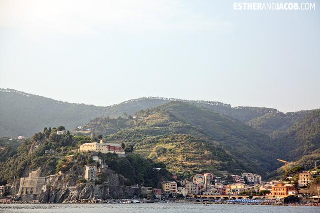 Monterosso al Mare Marina by Boat Cinque Terre Liguria Italy | Travel Photography