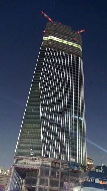 Lumia920 Night shot