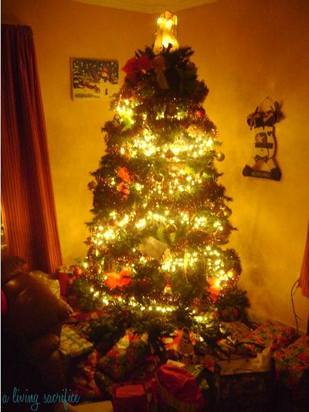 Grammie's tree